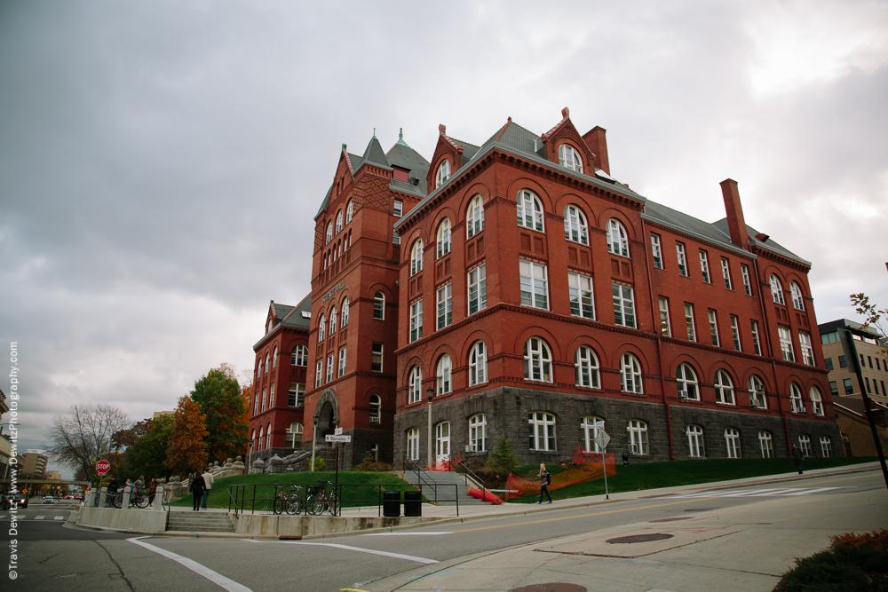 Science Hall UW Madison