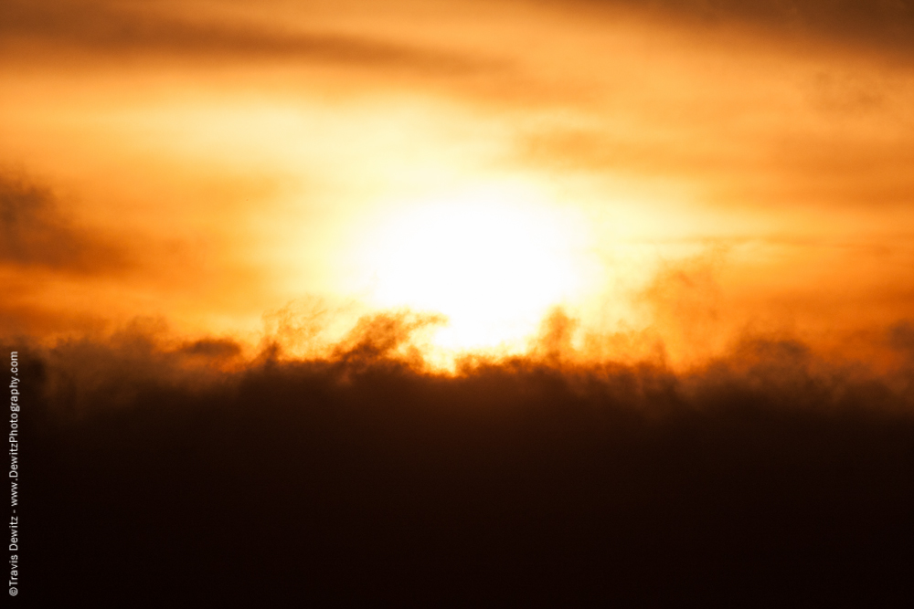Firery Skies