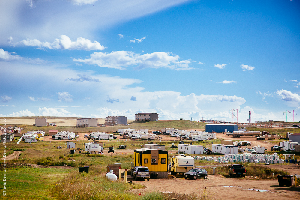 Fields of Bakken Housing