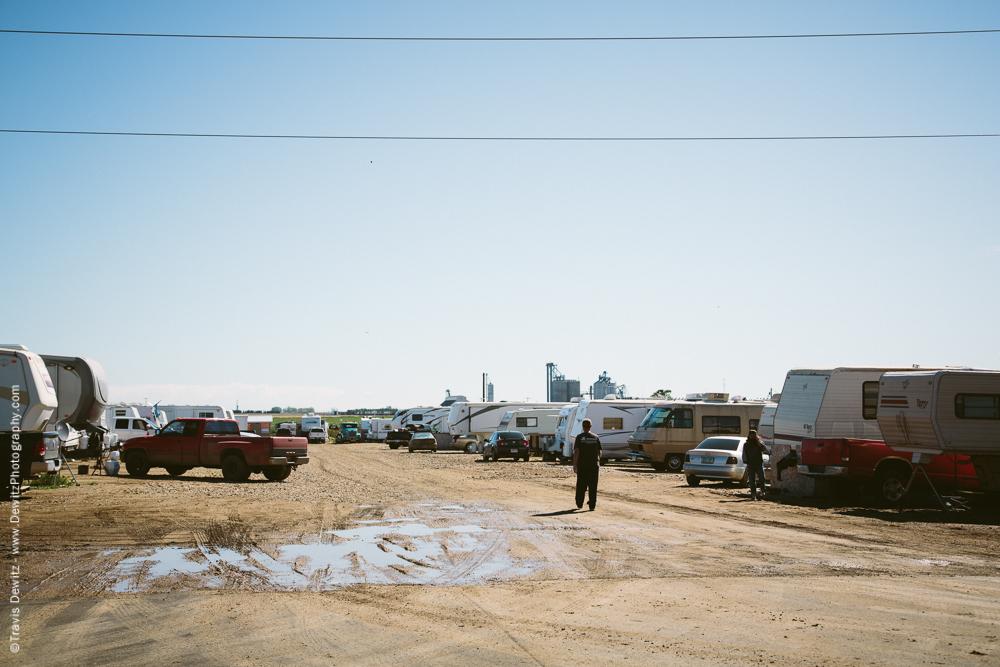 Oil Worker Motorpark - Ross, ND