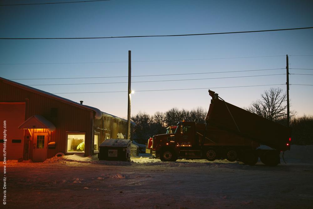 Truck Shop in New Auburn, WI