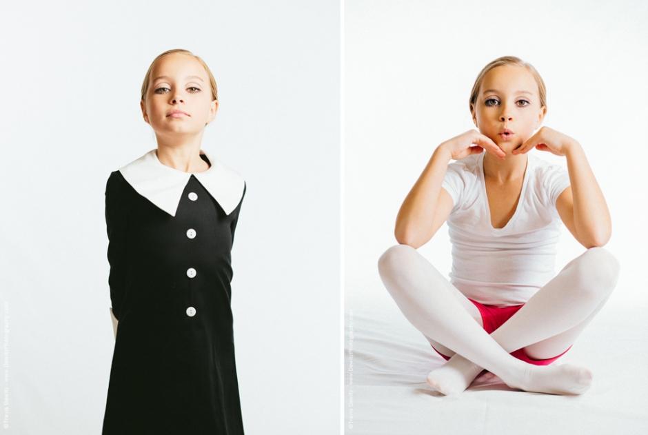 teslyn_twiggy_sport_shorts_and_slim_black_vintage_dress