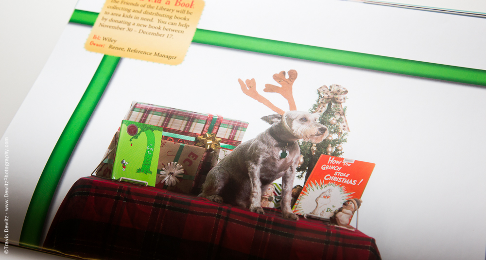 Christmas Pet Portrait Calendar Grinch Who Stole Xmas