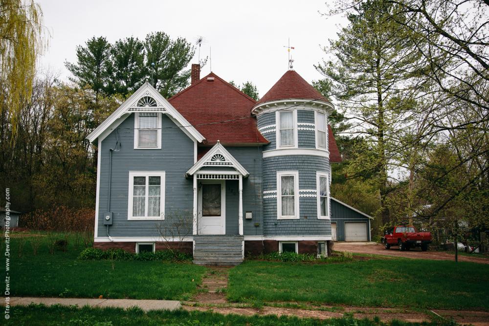 Fairchild_Wis_Castle Like House
