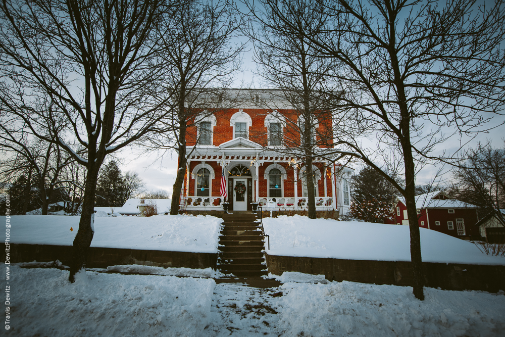 The LeDuc House