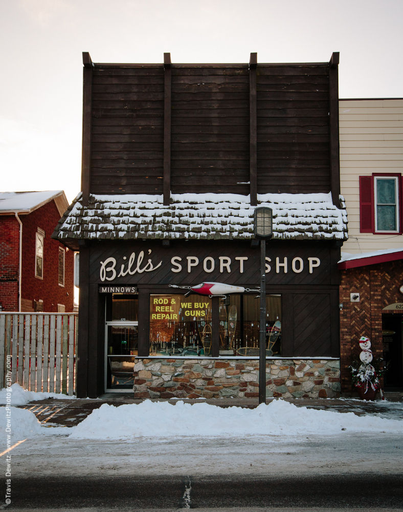 Chippewa Falls- Bills Sport Shop