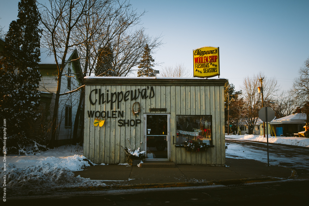 Chippewa Falls-Chippewa Woolen Shop