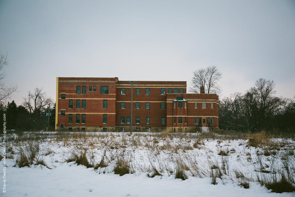 County Asylum Farm