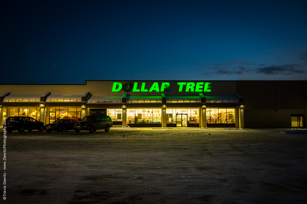 Chippewa Falls- Dollar Tree