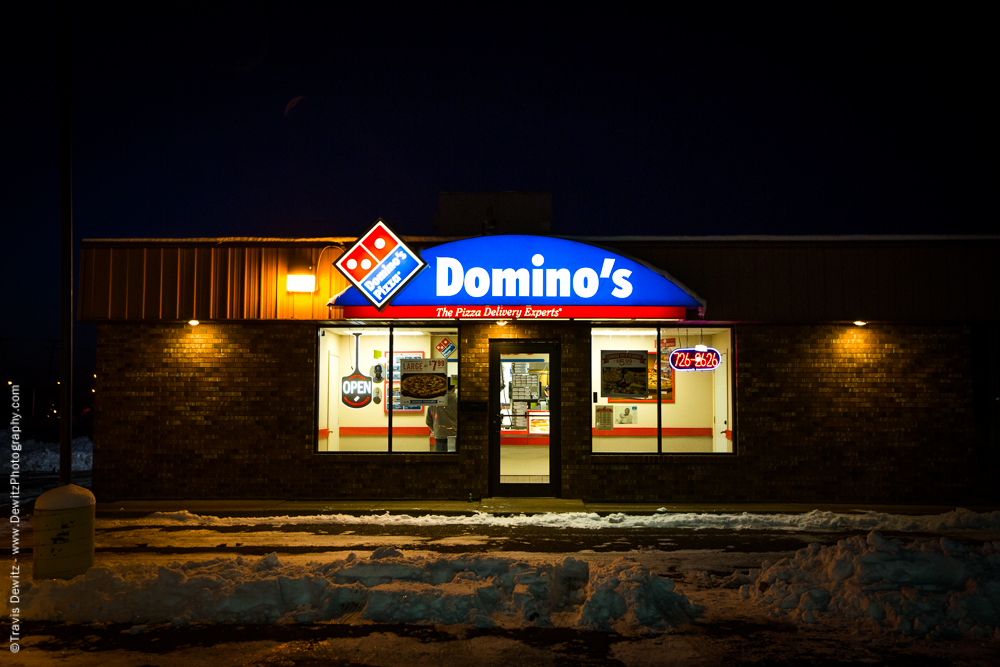Chippewa Falls- Dominos Pizza