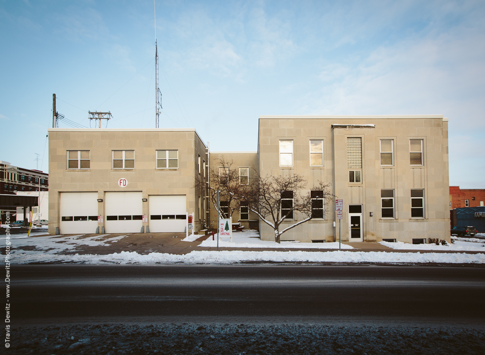 CF Fire Station 1