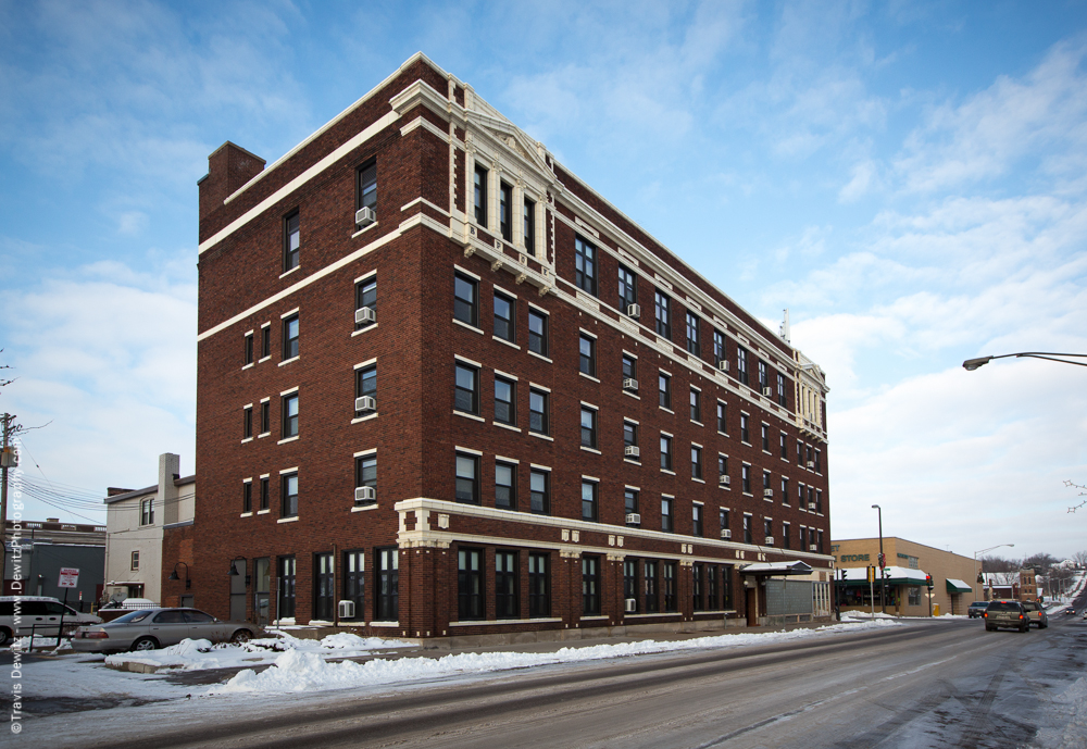 Chippewa Falls- Historic Chippewa Hotel