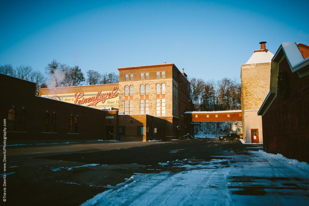 Chippewa Falls- Historic Leinenkugels Plant