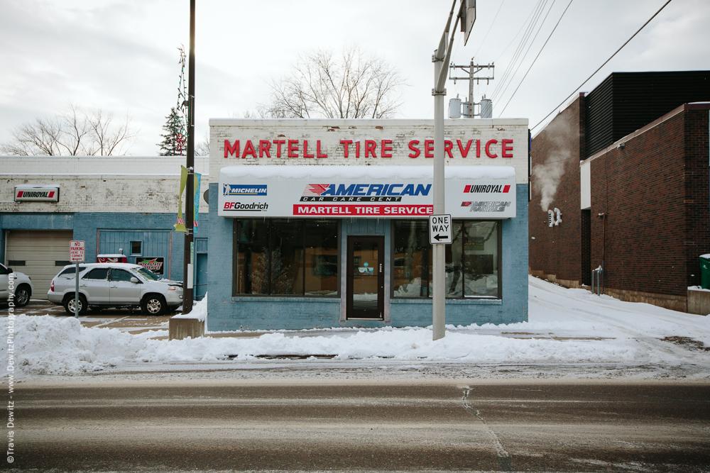 Chippewa Falls-Martell Tire Service