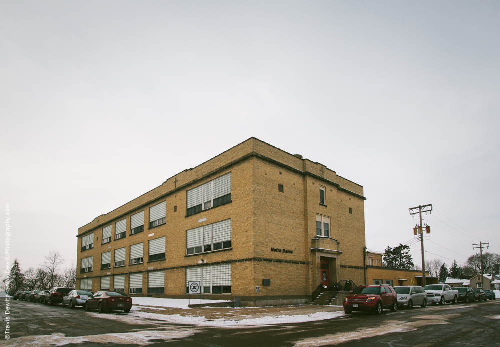 Chippewa Falls- Notre Dame Building