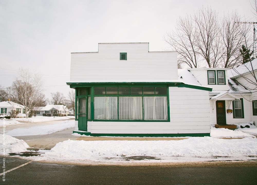Chippewa Falls- Old Corner Store