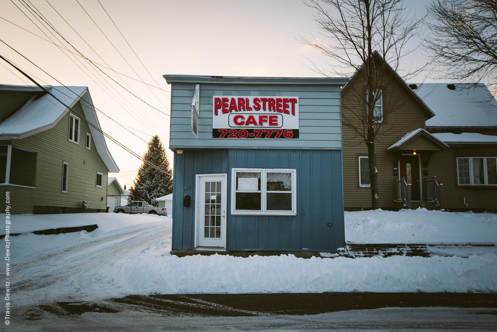 Chippewa Falls-Pearl Street cafe