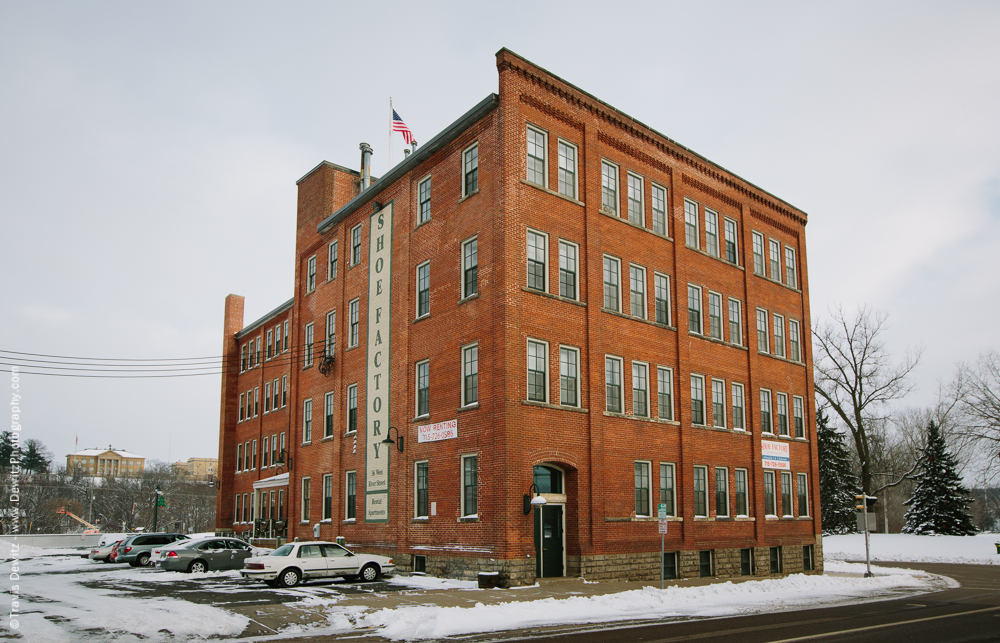 Chippewa Falls- Shoe Factory Apartments