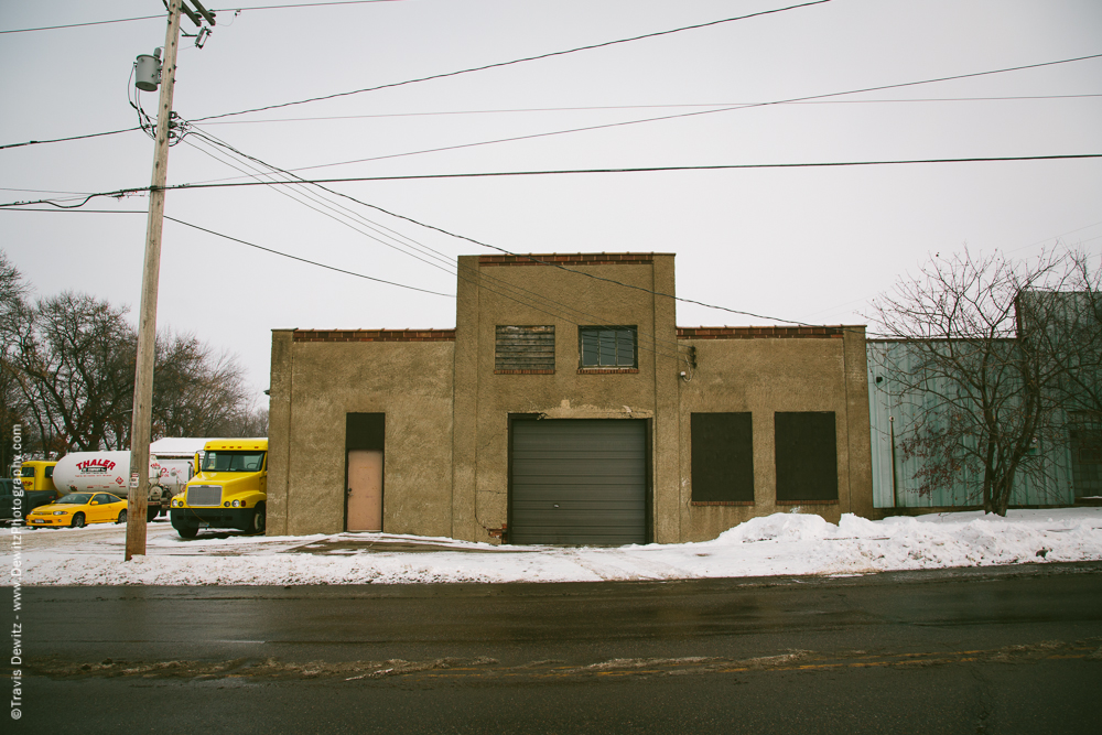 Chippewa Falls- Thaler Building