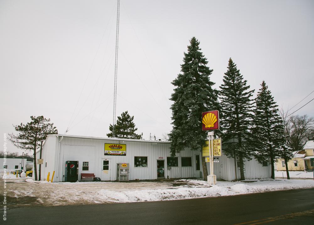 Chippewa Falls- Thaler Shell