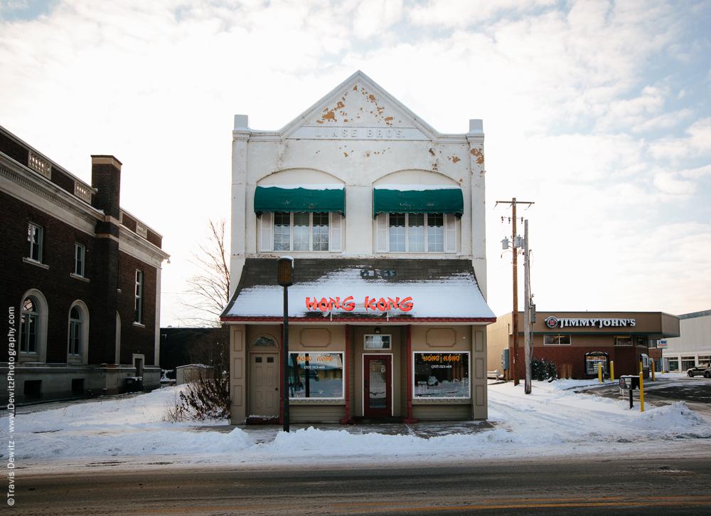 Linse Bros. Building