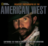 National Geographic American West Cover