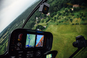 Helicopter Landscape Photography