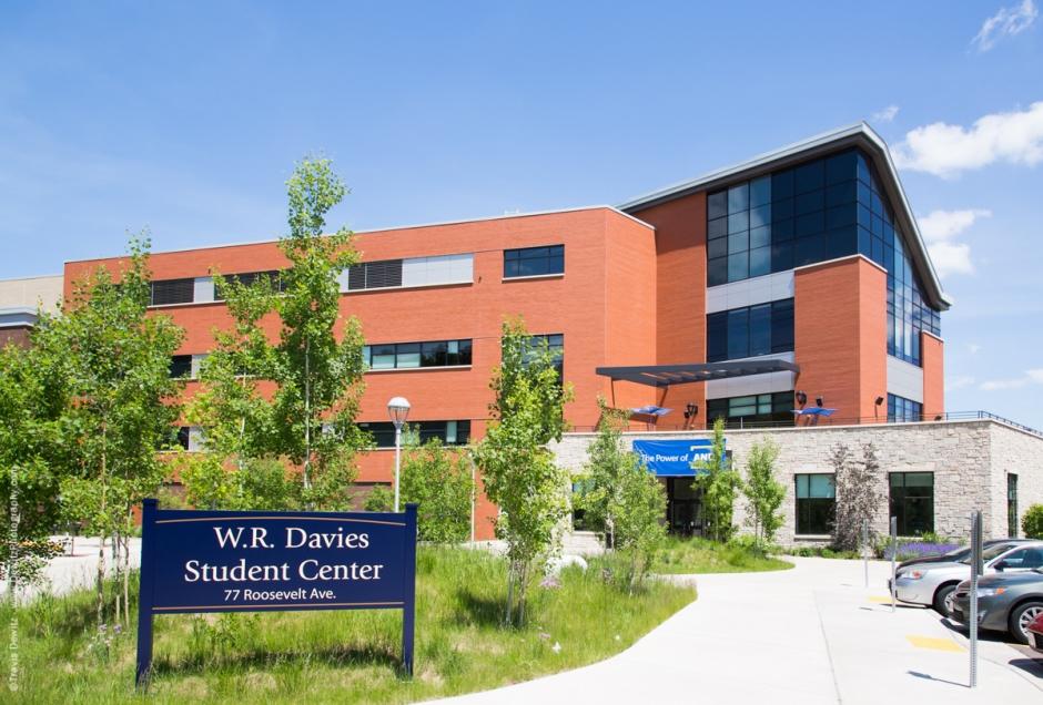 UWEC WR Davies Center