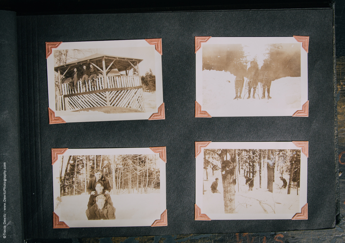 Antique War Photo Album-5107