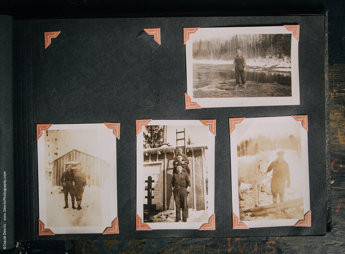 Antique War Photo Album-5108
