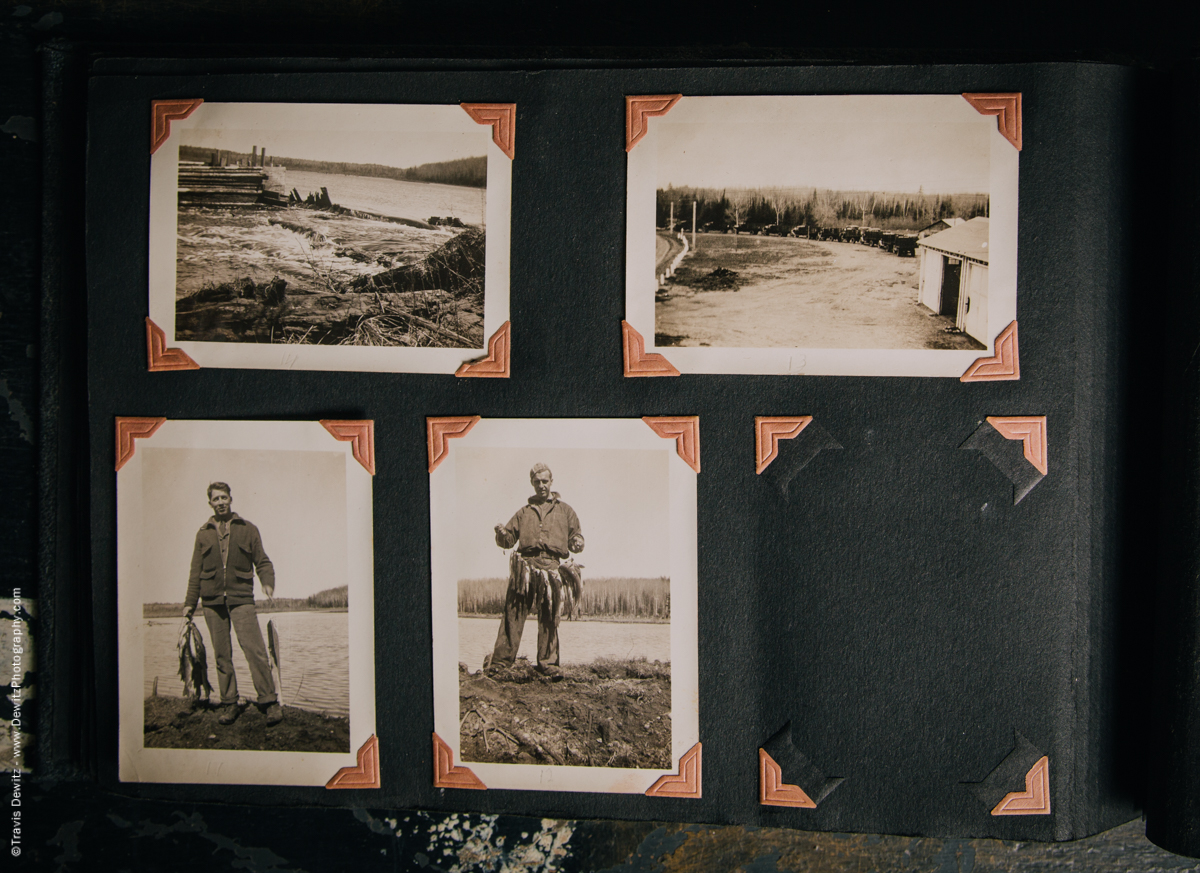 Antique War Photo Album-5112