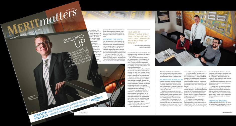 Meritmatters Magazine Alexander Company