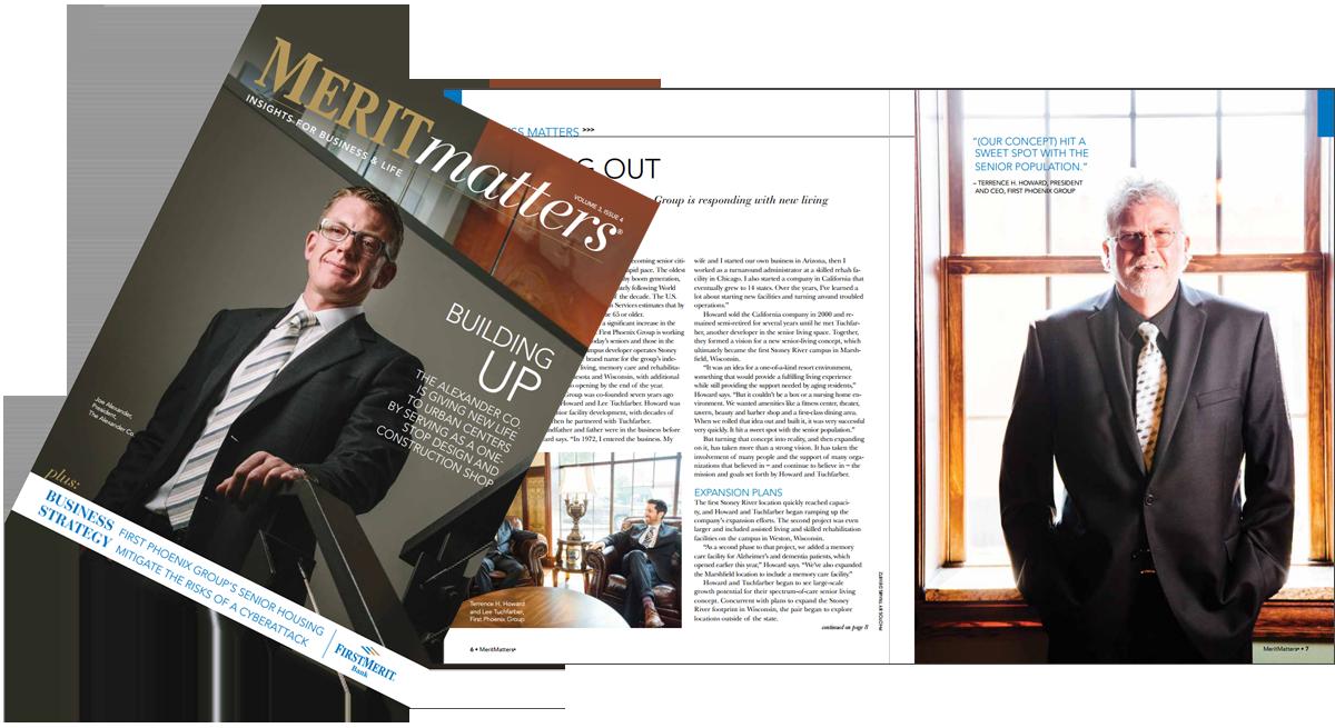 Meritmatters Magazine First Phoenix Group