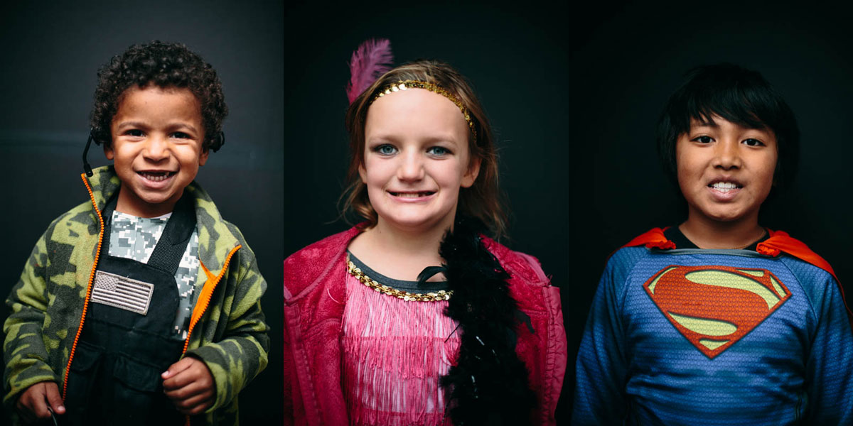Halloween-Costume-Portrait-army-girl-superman