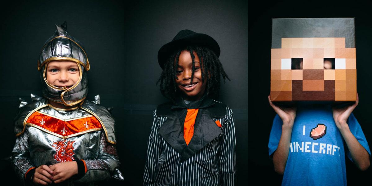 Halloween-Costume-Portrait-minecraft-knight