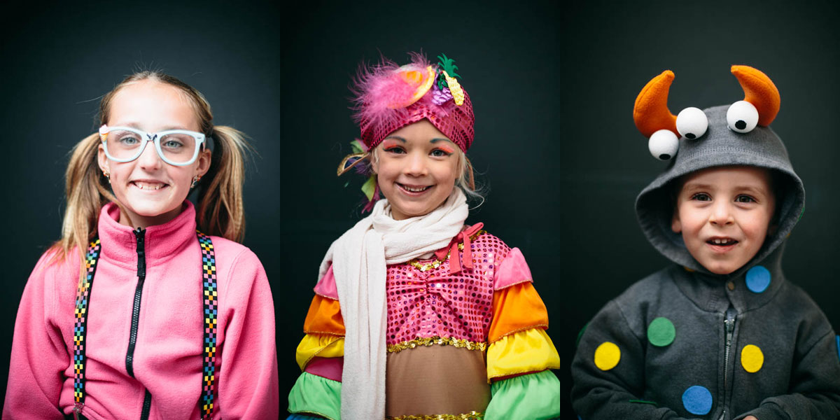Halloween-Costume-Portrait-nerd-fruit-lady-eyes