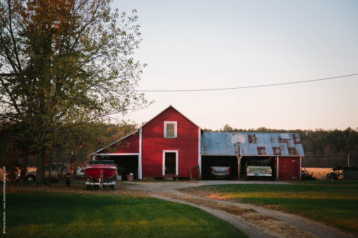 caryville-wi-old-red-farm-shed-ford-pickup-and-boat