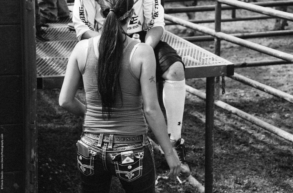 Bull Riders Wife Cigarettes Mrs Sunshine-3025