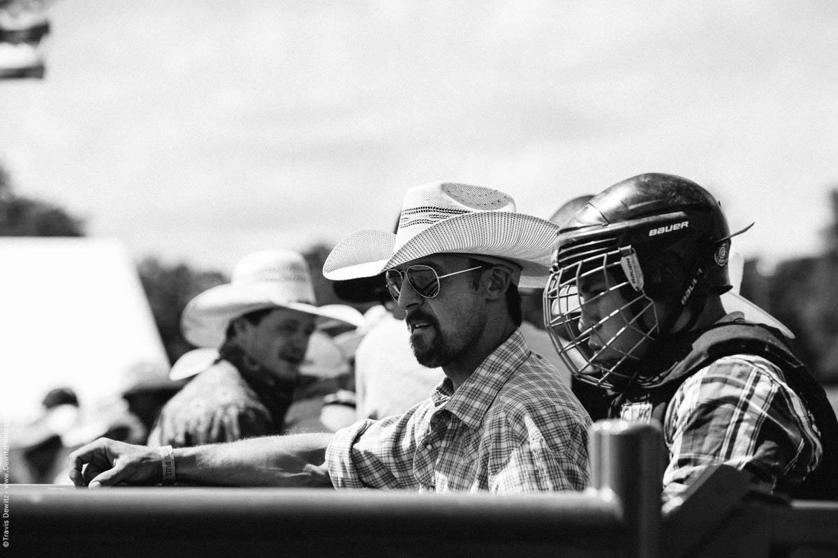 Cowboy Wearing Aviators Sunglasses-2927