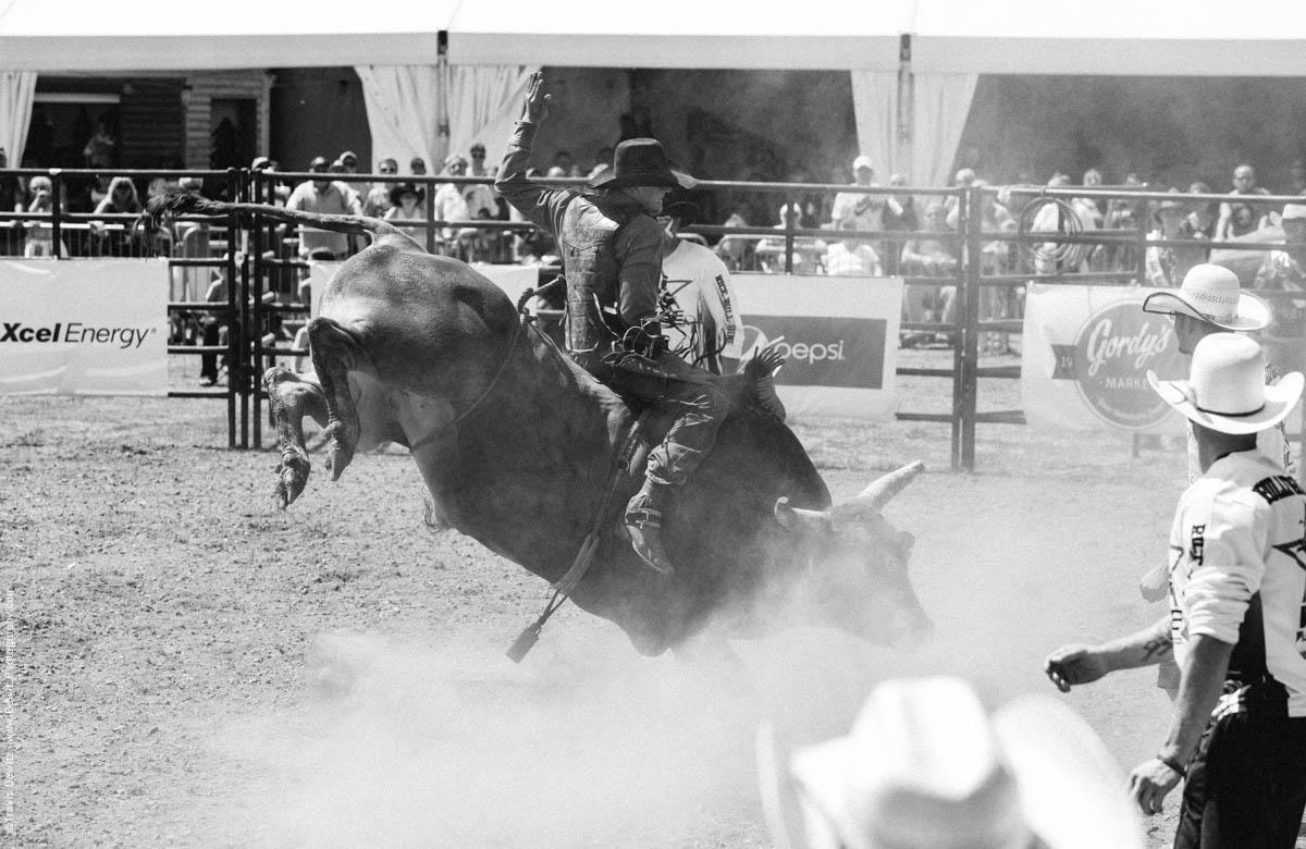 Dusty Bull Riding-2930