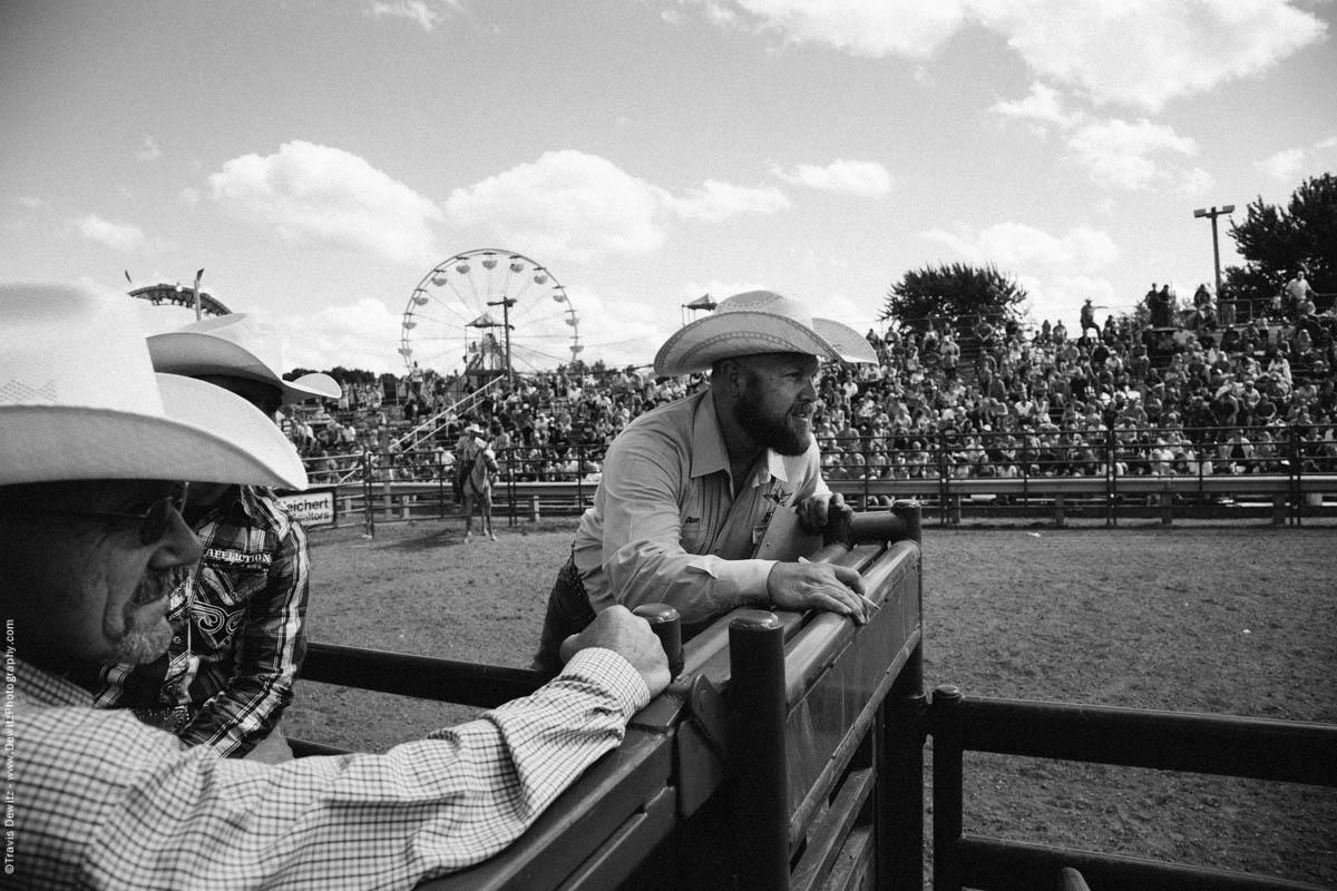 Rice Bull Riding Company at State Fair-3291