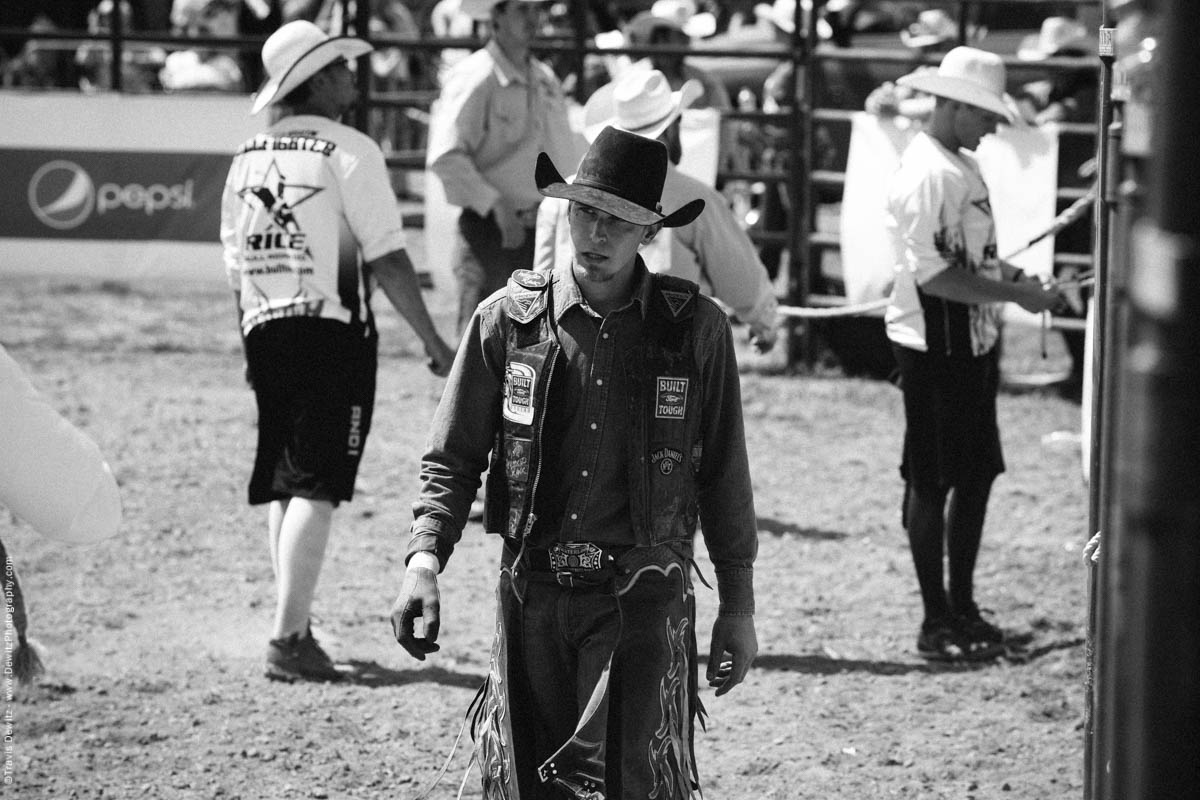 Serious Bull Rider Vest Patches-2940