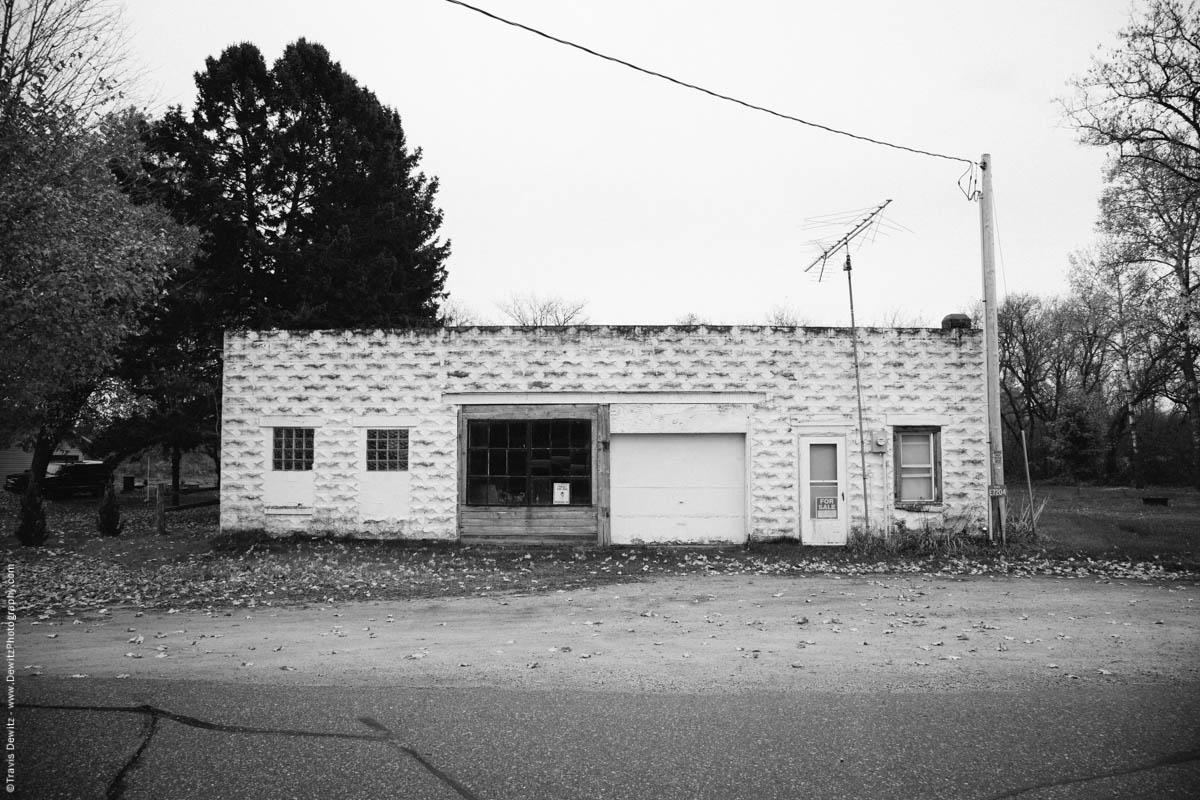 No. 0916 - Old Brack's Store - Meridean, Wis.