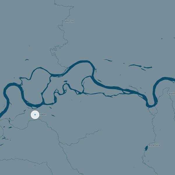 chippewa-river-map-meridean-wi